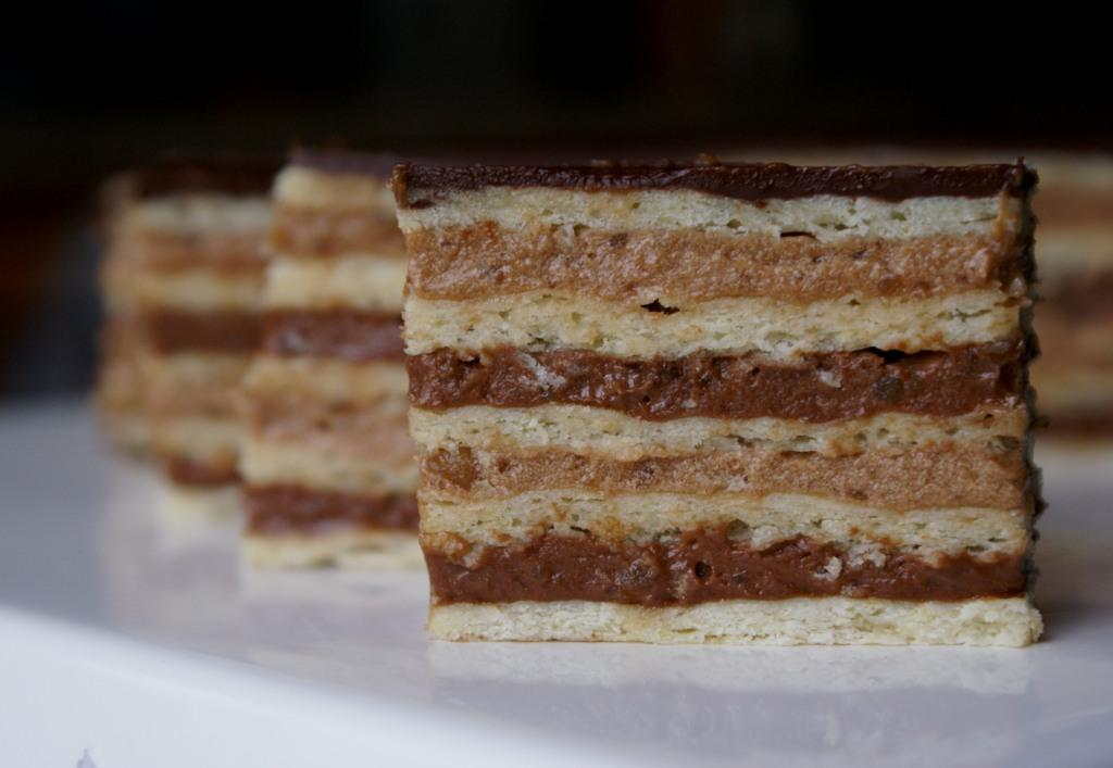 Hungarian Layer Cake