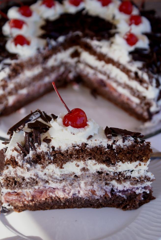 Black Forest Cake Or Die Schwarzw 228 Lder Kirschtorte