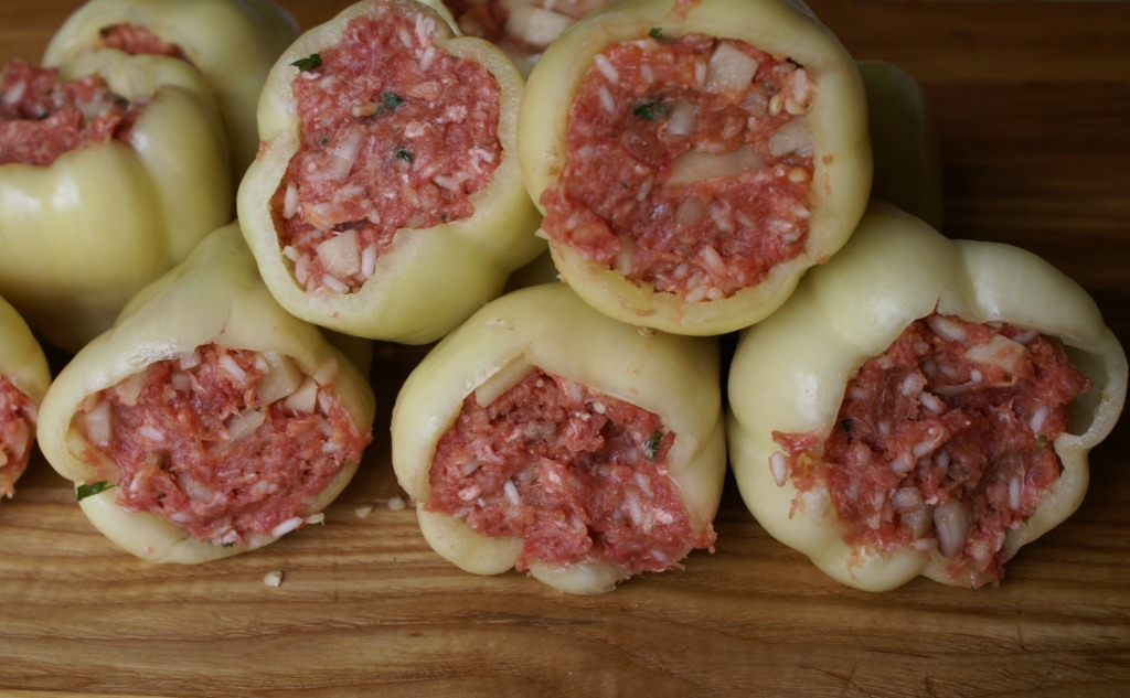 Traditional bosnian stuffed peppers forumfinder Choice Image