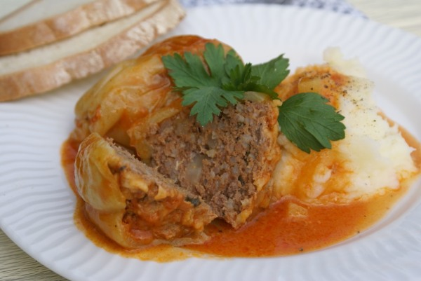 Bosnian Stuffed Peppers