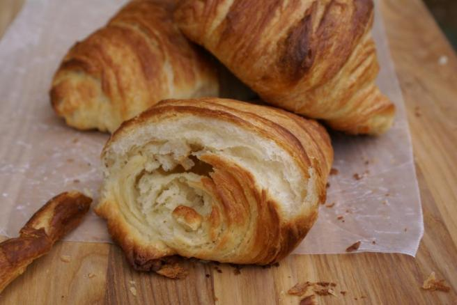 Croissants - bourke street bakery recipe