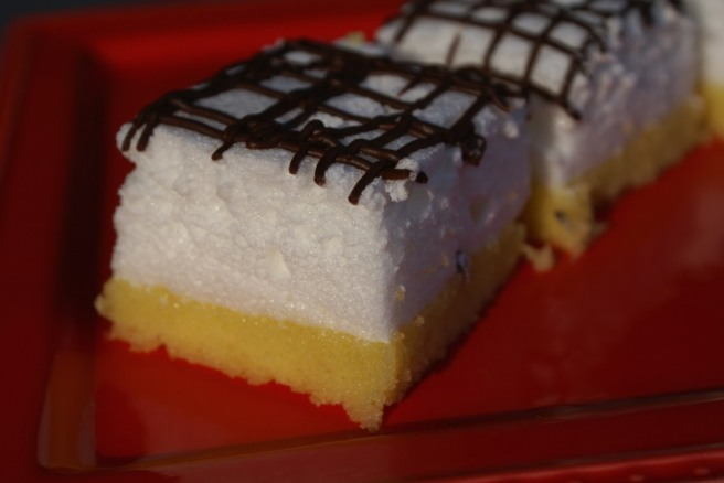 Egg Foam Cake