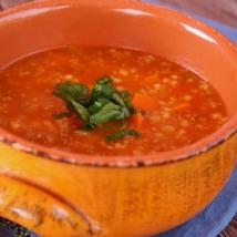 Tarhana soup, trahana