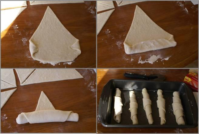 Kifle preparation 3